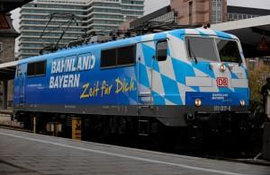Maxl - Eine Lok für Bayern
