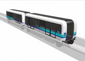 Fahrerlose Siemens-Metro für Rennes