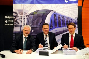 München kriegt neue U-Bahnen