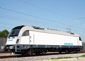 Siemens Eurosprinter, auch als Taurus bekannt