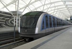 Neue U-Bahnen für München