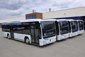 Neue Busse für den Regiobus Hannover