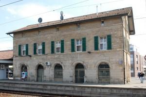 Bahnhof Fellbach