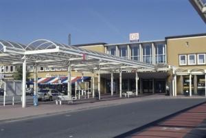 Bahnhof Homburg (Saar)