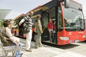 DB-Busfahrer sollen energiesparend fahren