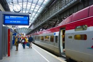 Der Thalys soll von Köln bis Essen verlängert werden