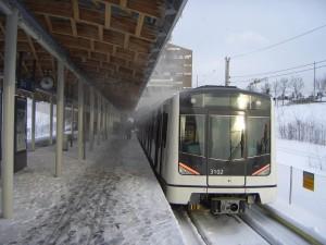 Neue Metro-Züge für Oslo