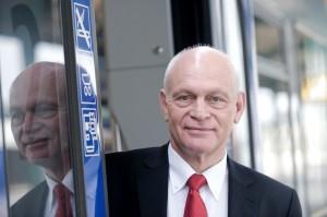 NVV Geschäftsführer Wolfgang Dippel geht in seine zweite Amtszeit