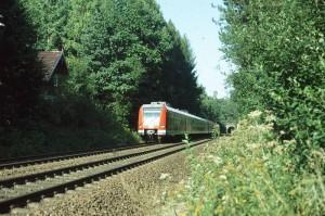 Die S-Bahn Stuttgart kehrt zum Regelfahrplan zurück.