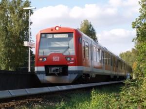 Die Hamburger S-Bahn könnte bald nach Ahrensburg fahren