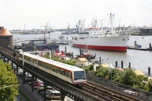 Die Hochbahn-Flotte soll modern bleiben
