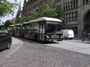 Die Doppelgelenkbusse sind vorerst noch nicht betroffen