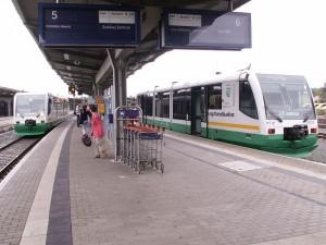 Plauen - oberer Bahnhof