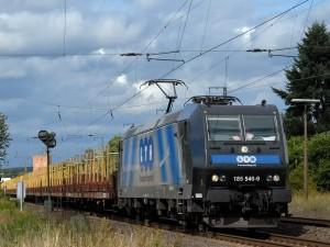 Gerade private Güterbahnen stehen in der Kritik