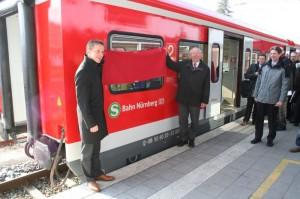 Modernisierte x-Wagen für Nürnberg