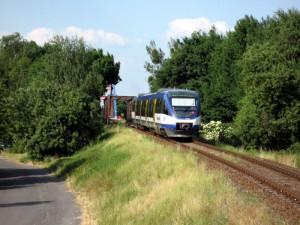 Die Heidekrautbahn fährt auch weiterhin nach Berlin-Gesundbrunnen