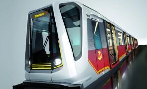 Die neue Metro für Warschau