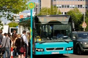 Frankfurts ÖPNV ist sehr erfolgreich