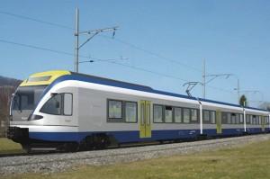 Für das E-Netz Rosenheim beschafft Veolia Verkehr 35 Triebzüge vom Typ FLIRT