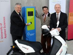Mehr eMobilität für Augsburg