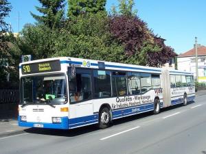 Auch kommunale Busse zahlen Mineralölsteuer