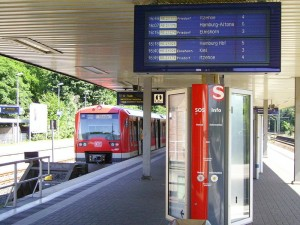 Wird die S-Bahn Hamburg bald privat betrieben?