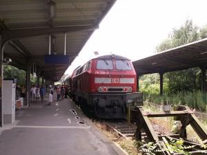 Das Bahnangebot in Travemünde soll besser werden