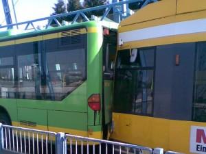Schwerer Unfall in Oberhausen