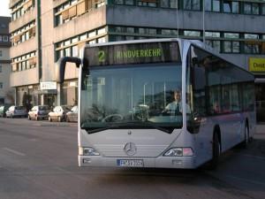 Stadtbus in Friedrichshafen