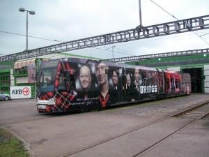Die Brings-Bahn in Köln
