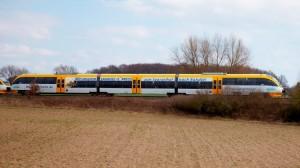 Der Spargelexpress der Eurobahn