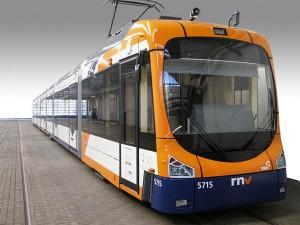 Neue Bombardier-Trams für die Region Rhein-Neckar