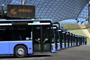 Neue Busse für München