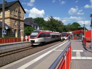 Regiobahn in Mettmann