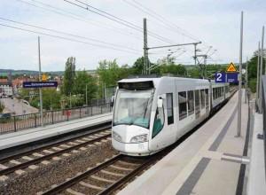 Die neue Station an der Bartenwetzerbrücke übertrifft die Erwartungen