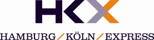 Neues Logo des Hamburg-Köln-Express