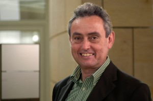 Staatssekretär Horst Becker
